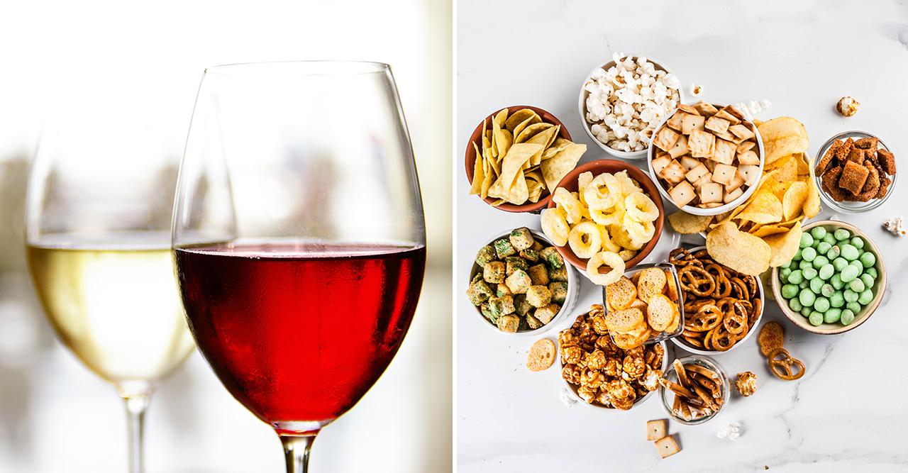 vilket vin passar till vad